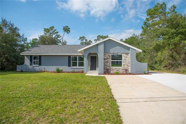 16710 SW 29TH TERRACE Road, Ocala, FL 34473 (MLS #G5035041) :: Real Estate Chicks