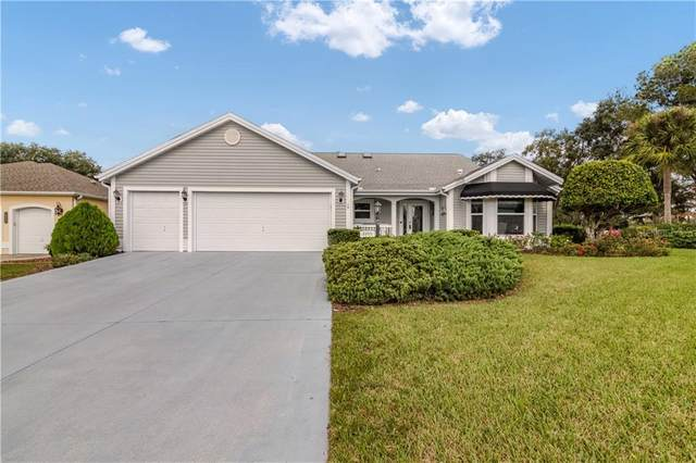 1105 Presa Place, The Villages, FL 32159 (MLS #G5035117) :: Gate Arty & the Group - Keller Williams Realty Smart