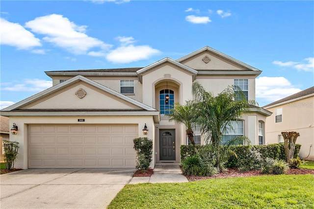 305 Bonville Drive, Davenport, FL 33897 (MLS #G5035128) :: Bustamante Real Estate