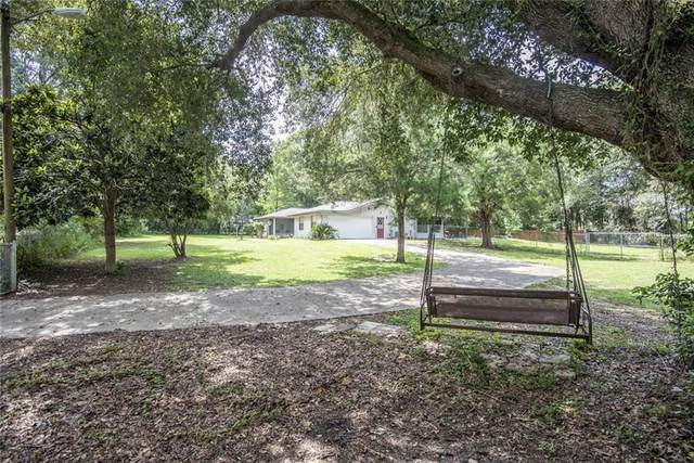 3598 SW Trout Street, Dunnellon, FL 34431 (MLS #G5035140) :: Gate Arty & the Group - Keller Williams Realty Smart