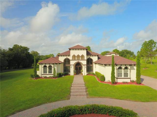 19017 Ranch Club Boulevard, Groveland, FL 34736 (MLS #G5035175) :: Visionary Properties Inc