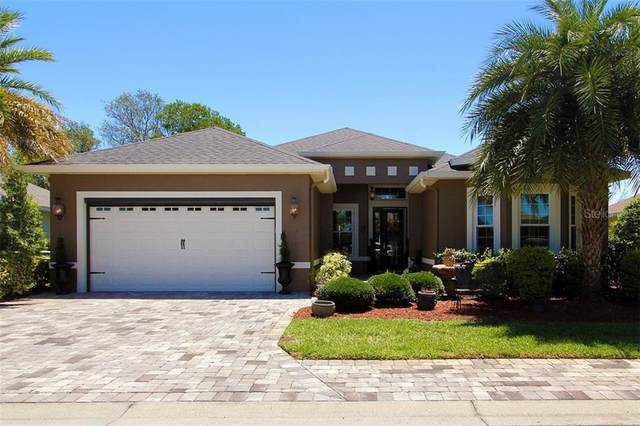 10095 Lake Miona Way, Oxford, FL 34484 (MLS #G5035182) :: Real Estate Chicks