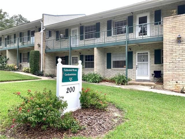 200 E 10TH Avenue #10, Mount Dora, FL 32757 (MLS #G5035209) :: Visionary Properties Inc