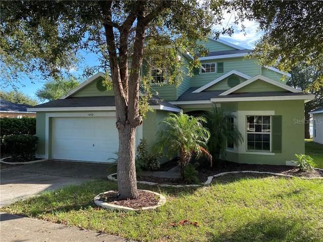 1252 Kellogg Drive, Tavares, FL 32778 (MLS #G5035215) :: Visionary Properties Inc