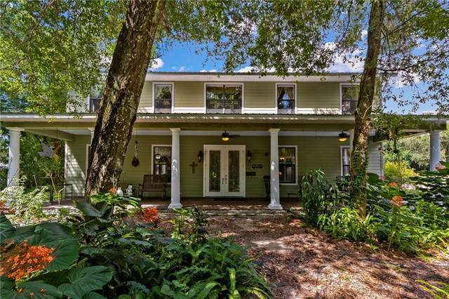 7241 Lake Ola Drive, Mount Dora, FL 32757 (MLS #G5035233) :: Young Real Estate