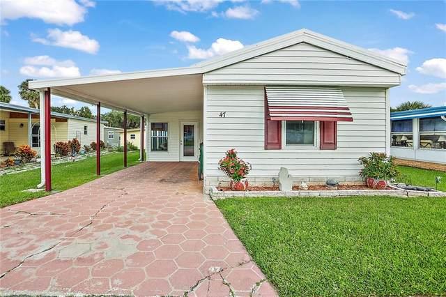 47 Cocos Plumosa Drive, Eustis, FL 32726 (MLS #G5035258) :: Cartwright Realty