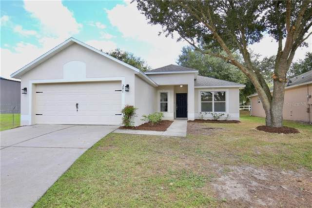201 Curtis Avenue, Groveland, FL 34736 (MLS #G5035268) :: Dalton Wade Real Estate Group