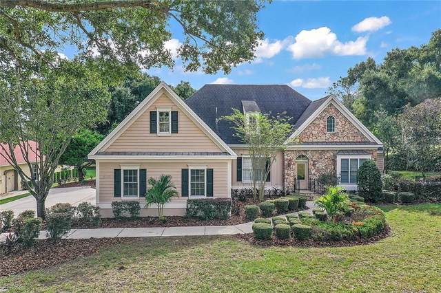 5720 Spinnaker Loop, Lady Lake, FL 32159 (MLS #G5035306) :: Gate Arty & the Group - Keller Williams Realty Smart