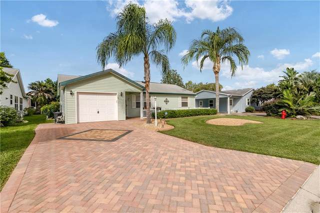 1213 Del Toro Drive, The Villages, FL 32159 (MLS #G5035308) :: Gate Arty & the Group - Keller Williams Realty Smart