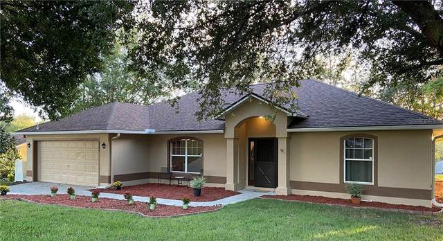 1222 Windy Bluff Drive, Minneola, FL 34715 (MLS #G5035310) :: Gate Arty & the Group - Keller Williams Realty Smart