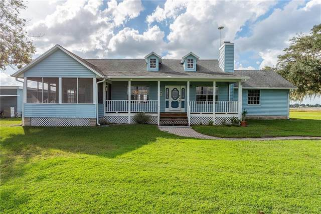 8540 Cathedral Lane, Clermont, FL 34711 (MLS #G5035356) :: Gate Arty & the Group - Keller Williams Realty Smart