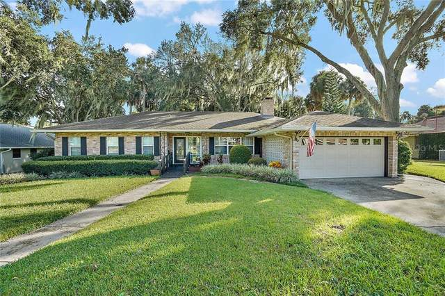 707 Palm Avenue, Leesburg, FL 34748 (MLS #G5035365) :: Gate Arty & the Group - Keller Williams Realty Smart