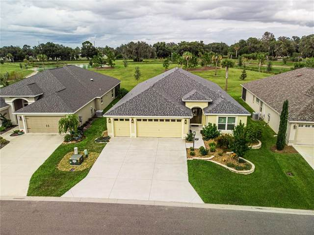 2729 Atamasco Lily Loop, The Villages, FL 32163 (MLS #G5035378) :: Realty Executives in The Villages