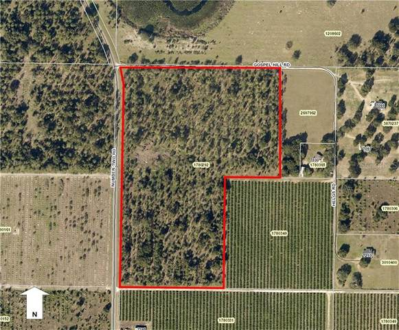 Gospel Hill & Number 2 Road, Leesburg, FL 34748 (MLS #G5035518) :: Burwell Real Estate
