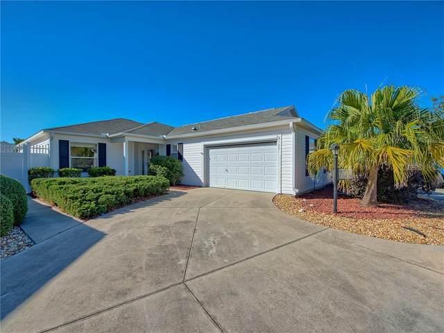 8105 SE 169TH TWEEDSIDE Loop, The Villages, FL 32162 (MLS #G5035704) :: Southern Associates Realty LLC
