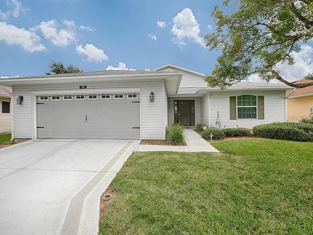 309 Ranchwood Drive, Leesburg, FL 34748 (MLS #G5035853) :: Armel Real Estate