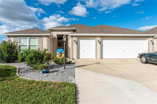 3164 Blackstock Way, The Villages, FL 32163 (MLS #G5035973) :: Realty Executives in The Villages