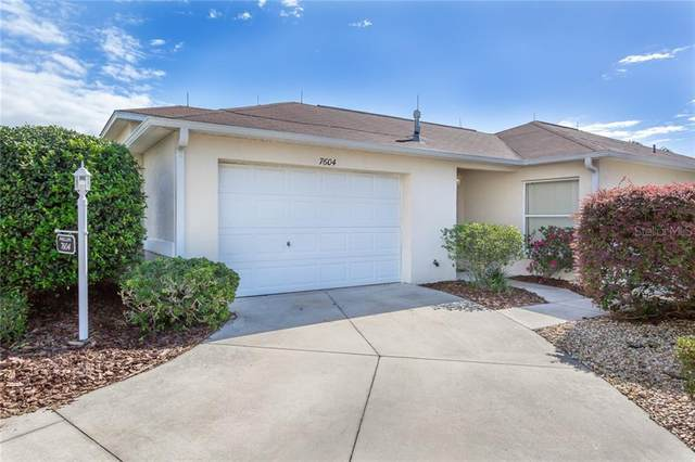 7604 SE 170TH LONGVIEW Lane, The Villages, FL 32162 (MLS #G5036030) :: Realty Executives in The Villages