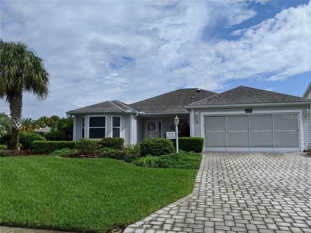 1311 Augustine Drive, The Villages, FL 32159 (MLS #G5036082) :: Realty Executives in The Villages