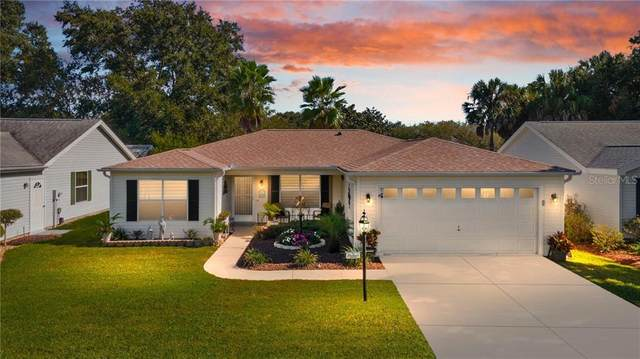 1005 Camino Del Rey Drive, The Villages, FL 32159 (MLS #G5036170) :: Sarasota Gulf Coast Realtors