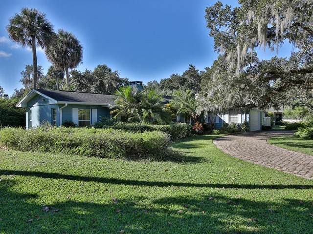 4100 Davenport Lane, Mount Dora, FL 32757 (MLS #G5036175) :: Griffin Group