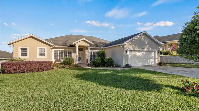 9640 Spring Lake Drive, Clermont, FL 34711 (MLS #G5036177) :: Century 21 Professional Group