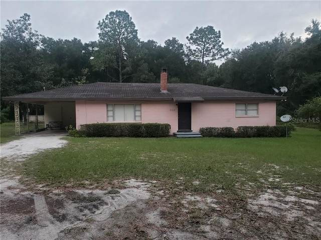 6184 NE 54TH Boulevard, Wildwood, FL 34785 (MLS #G5036208) :: Delgado Home Team at Keller Williams
