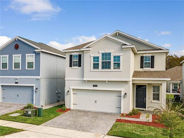 2913 Wordsmith Road, Kissimmee, FL 34746 (MLS #G5036210) :: Dalton Wade Real Estate Group