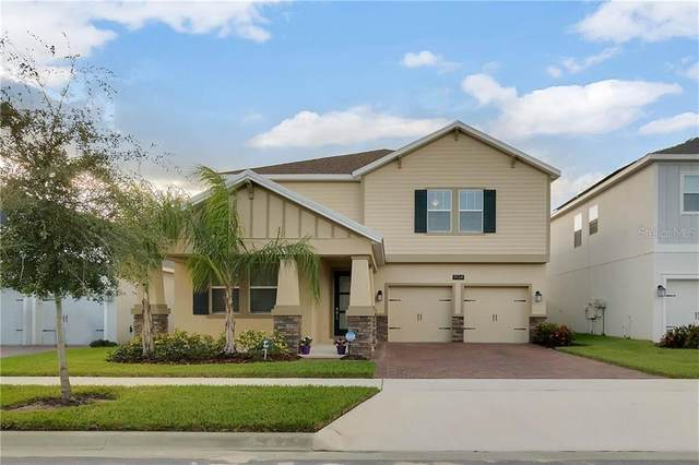 9134 Pinch Shot Drive, Winter Garden, FL 34787 (MLS #G5036236) :: The Kardosh Team