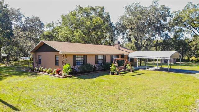 6220 Virginia Lane, Seffner, FL 33584 (MLS #G5036245) :: The Figueroa Team