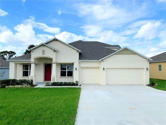1960 Bell Creek Loop, Fruitland Park, FL 34731 (MLS #G5036312) :: Carmena and Associates Realty Group
