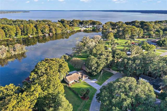 1402 Park Drive, Leesburg, FL 34748 (MLS #G5036323) :: Griffin Group