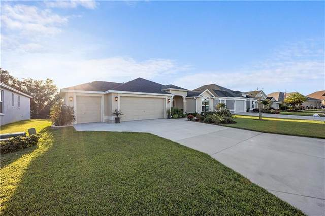 669 Kauska Way, The Villages, FL 32163 (MLS #G5036346) :: Sarasota Property Group at NextHome Excellence