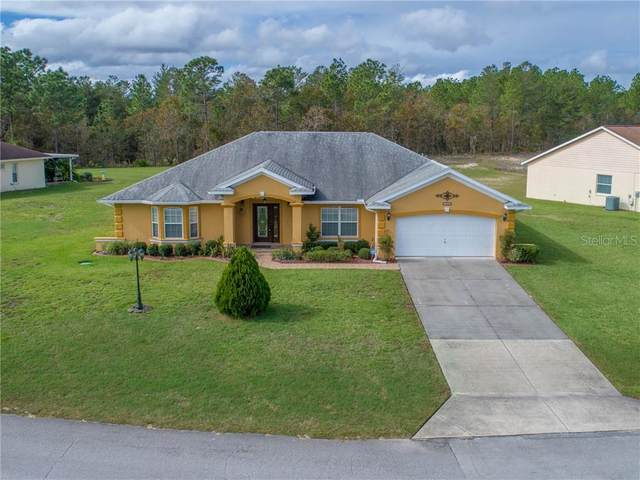 13392 SW 86TH Avenue, Ocala, FL 34473 (MLS #G5036368) :: Southern Associates Realty LLC