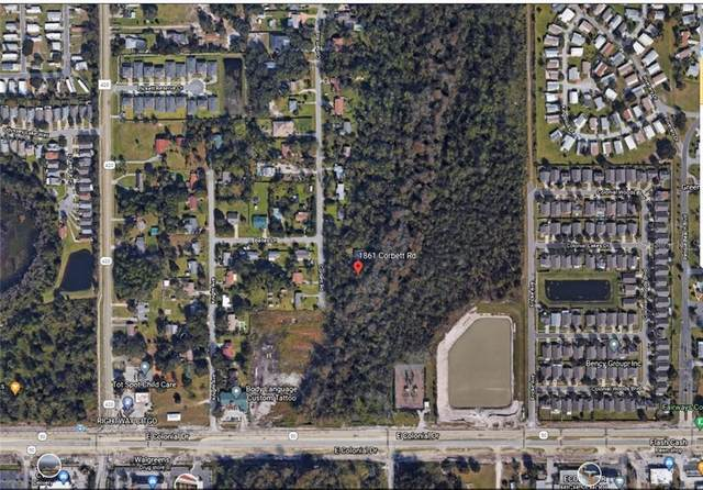 1861 Corbett Road, Orlando, FL 32826 (MLS #G5036370) :: The Heidi Schrock Team