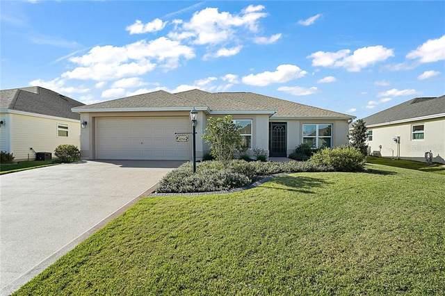 4206 Deskin Lane, The Villages, FL 32163 (MLS #G5036379) :: Southern Associates Realty LLC