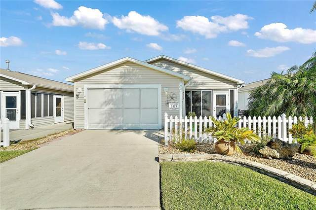 2319 Oak Bend Place, The Villages, FL 32162 (MLS #G5036385) :: Southern Associates Realty LLC