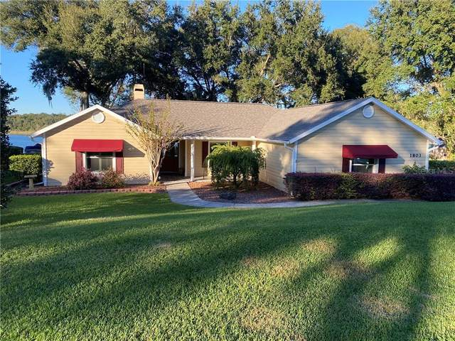 1803 Shore Line Drive, Leesburg, FL 34748 (MLS #G5036386) :: Griffin Group