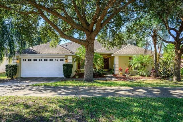 689 Winding Lake Drive, Clermont, FL 34711 (MLS #G5036399) :: Delta Realty, Int'l.