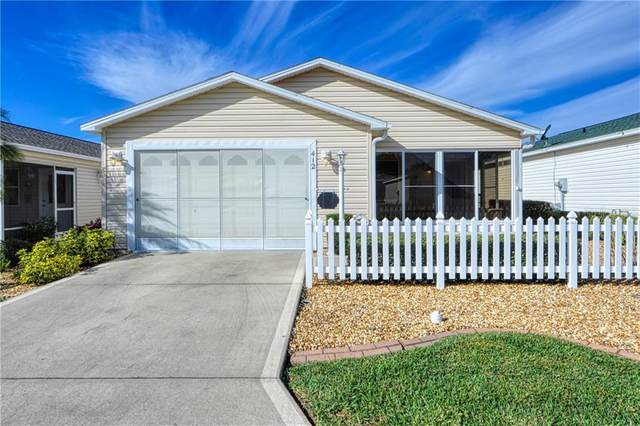 412 Rose Croft Terrace, The Villages, FL 32162 (MLS #G5036402) :: The Heidi Schrock Team