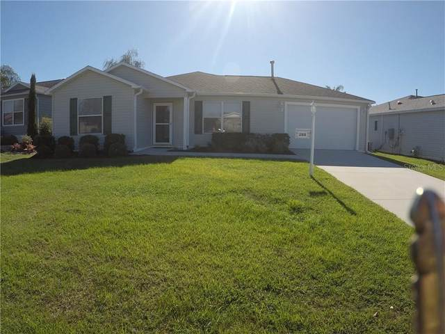 288 Modoc Lane, The Villages, FL 32162 (MLS #G5036416) :: Realty Executives in The Villages