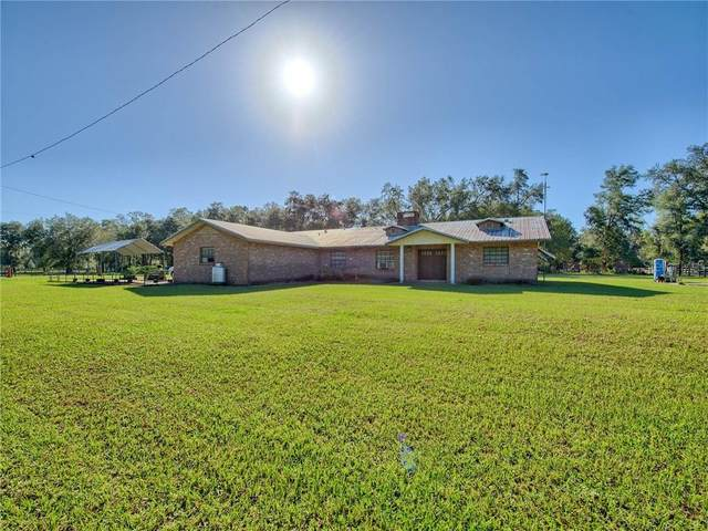4385 Cr 317B, Bushnell, FL 33513 (MLS #G5036423) :: Griffin Group