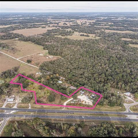 7592 County Road 225, Wildwood, FL 34785 (MLS #G5036450) :: Baird Realty Group