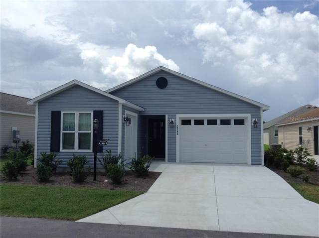 2944 Knapp Street, The Villages, FL 32163 (MLS #G5036476) :: Realty Executives in The Villages