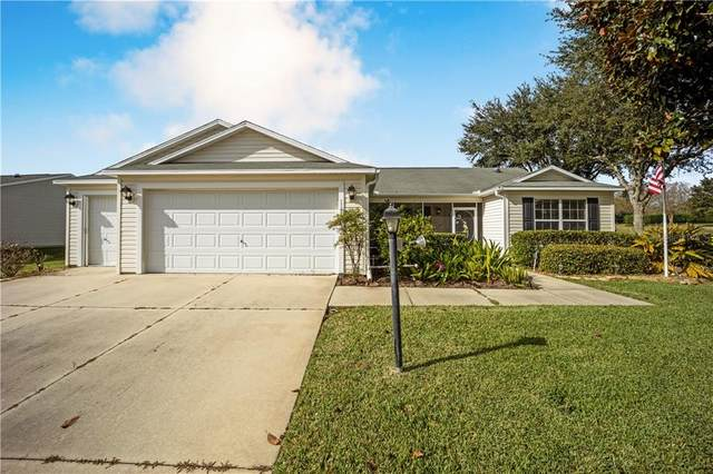 17354 SE 75TH COACHMAN Court, The Villages, FL 32162 (MLS #G5036517) :: Realty Executives in The Villages