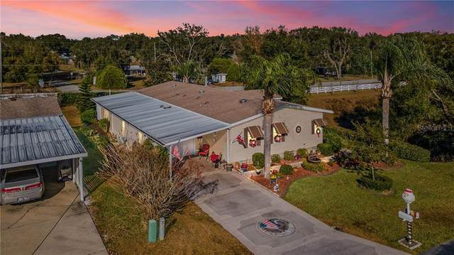 9659 Se 165Th Lane, Summerfield, FL 34491 (MLS #G5036754) :: Dalton Wade Real Estate Group