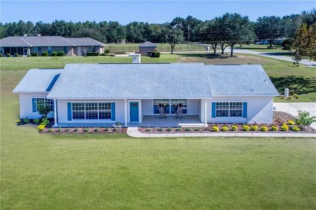 40744 Fletcher Road, Umatilla, FL 32784 (MLS #G5036955) :: Sarasota Property Group at NextHome Excellence