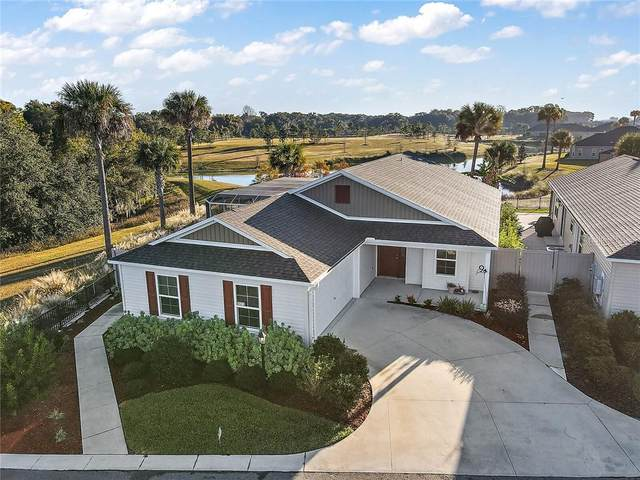 5573 Bobcat Terrace, The Villages, FL 32163 (MLS #G5037033) :: Realty Executives in The Villages