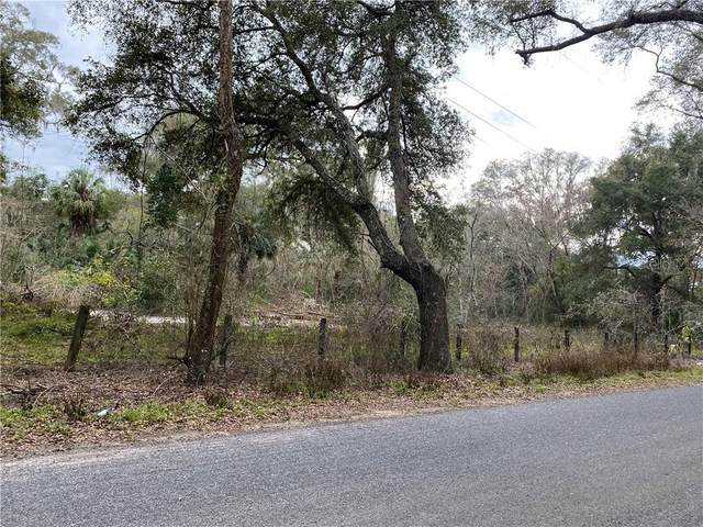 4100 NW 160TH Street, Reddick, FL 32686 (MLS #G5037109) :: Griffin Group