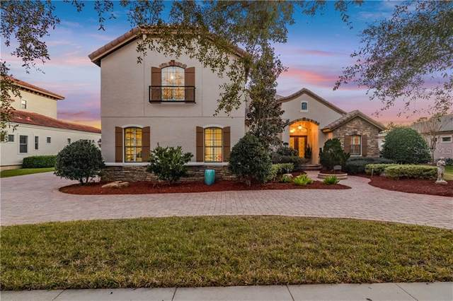 9624 San Fernando Court, Howey in the Hills, FL 34737 (MLS #G5037158) :: The Brenda Wade Team